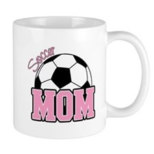 Soccer Mom (Pink) Mug