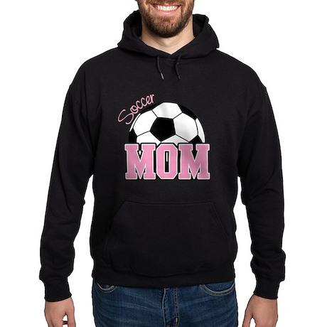Soccer Mom (Pink) Hoodie (dark)