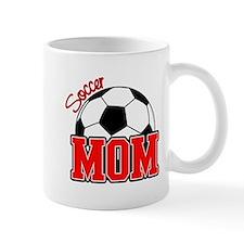 Soccer Mom (Red) Mug