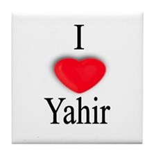 Yahir Tile Coaster