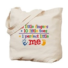 Fingers and Toes Tote Bag