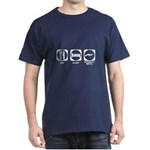 Eat Sleep Mafia Dark T-Shirt