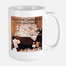 Circum Hic Mug
