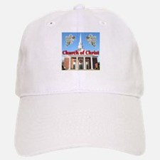 Church of Christ Baseball Baseball Cap