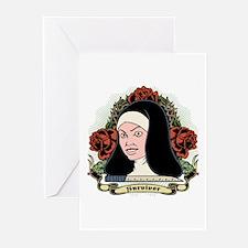 Survivor Nun Greeting Cards (Pk of 10)