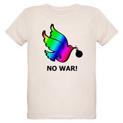 Dove No War Merchandise T-Shirt