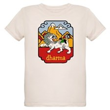 Snow Lion + Dharma T-Shirt