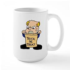 Trick or Treat Kid Mug