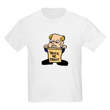 Trick or Treat Kid T-Shirt