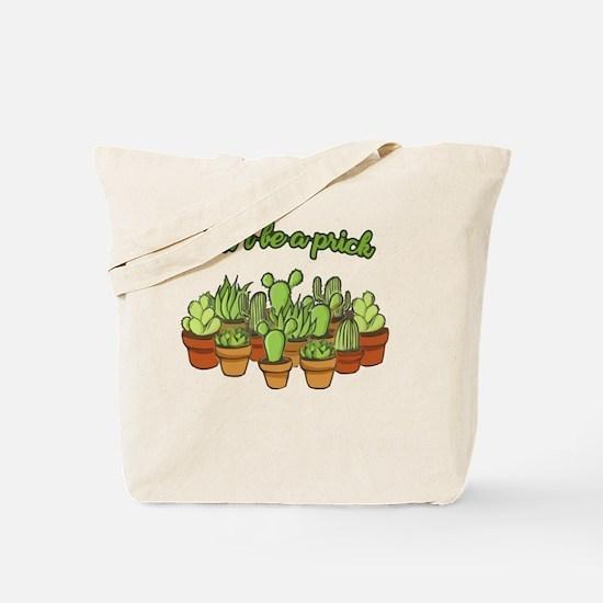 Funny Attractive Tote Bag