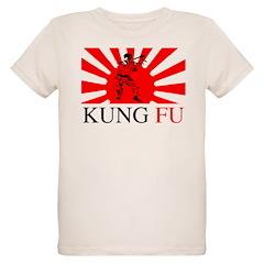 Kung Fu Organic Kids T-Shirt