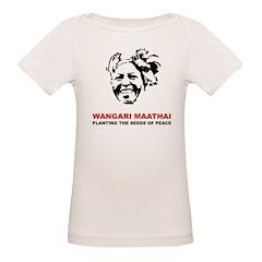 Wangari Maathai Organic Baby T-Shirt