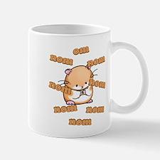 Om Nom Hamster Mug