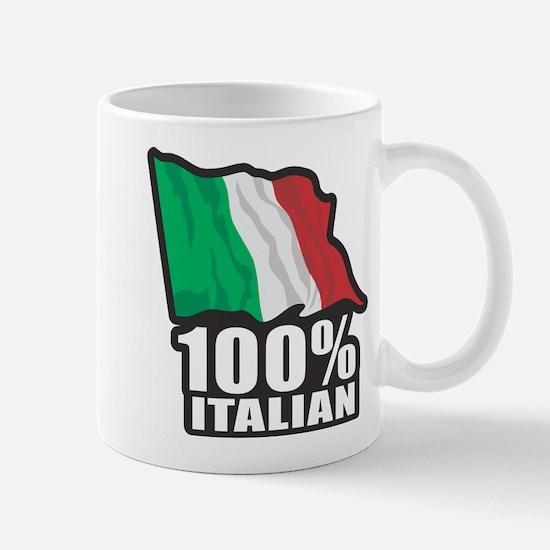 100% Italian Mug