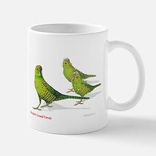 Western Ground Parrot Mug