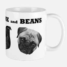 Cute Franks and beans Mug