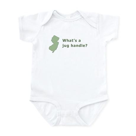 What's a Jug Handle? Infant Creeper