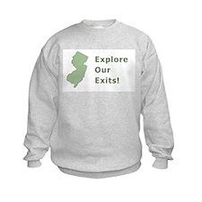 Explore Our Exits! Sweatshirt