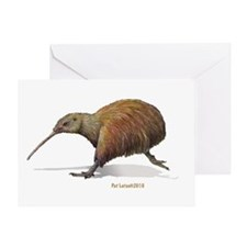 Kiwis Greeting Card