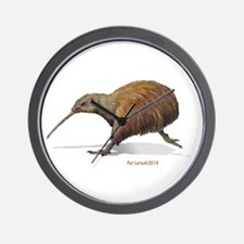 Kiwis Wall Clock