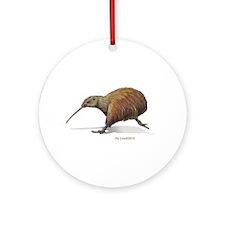 Kiwis Ornament (Round)