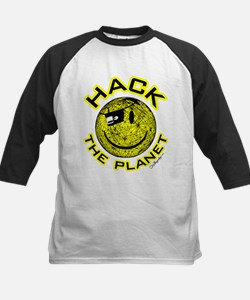 Hack the Planet Tee