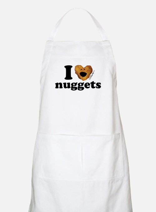 I Love Nuggets Apron