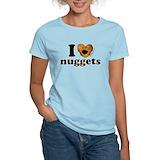 Chicken nugget Women's Light T-Shirt