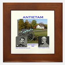 Antietam Framed Tile