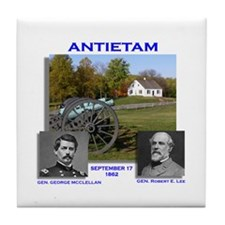 Antietam Tile Coaster