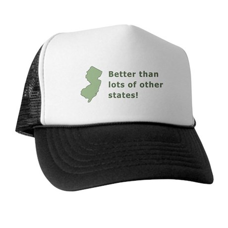 Better than lots of other... Trucker Hat