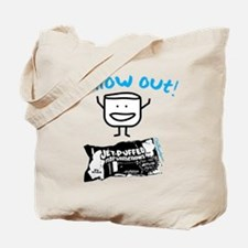 Mellow Out Tote Bag