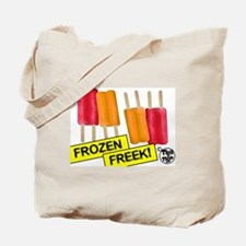 Funny Whoppers candy Tote Bag