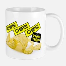 Junk food junkie Mug