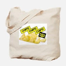 Junk food junkie Tote Bag