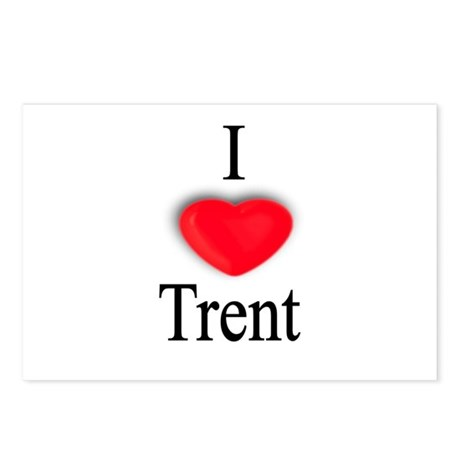 Trent Postcards (Package of 8)