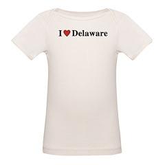 I Heart Delaware Tee