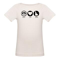 Peace Love Idaho Tee