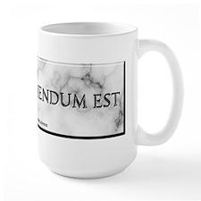 He Who Must Be Obeyed Mug