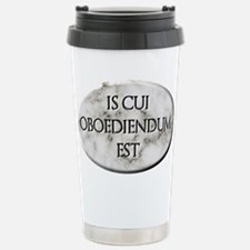 He Who Must Be Obeyed Travel Mug