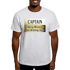 Hibbing Beer Drinking Team T-Shirt