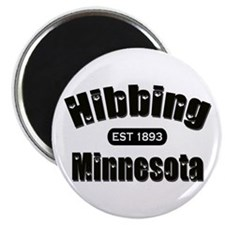 Hibbing Established 1893 Magnet