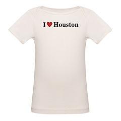I Love Houston Tee