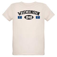 Wisconsin 1848 T-Shirt