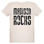 Madison Rocks Organic Kids T-Shirt