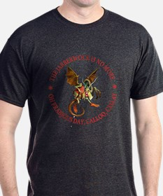 THE JABBERWOCK IS NO MORE T-Shirt