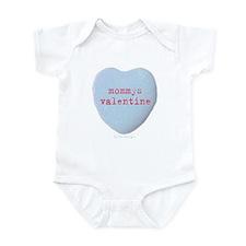Mommys Valentine Infant Creeper