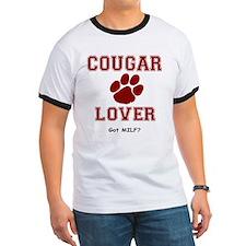 Cougar Lover T