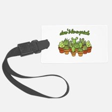 Cactus - Don't be a prick Luggage Tag