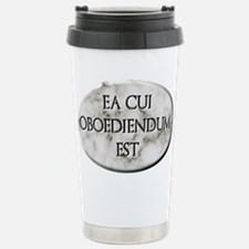 She Who Must Be Obeyed Travel Mug